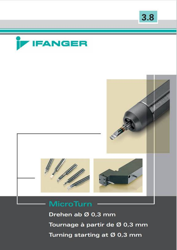 Catalogue outil Microturn