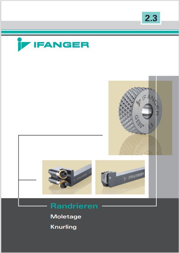 catalogue moletage Ifanger