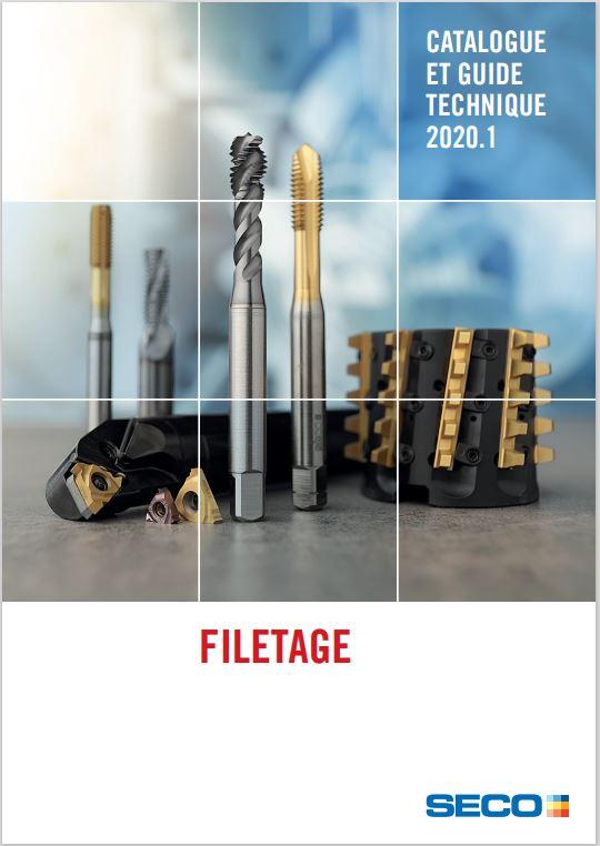 Catalogue Seco filetage