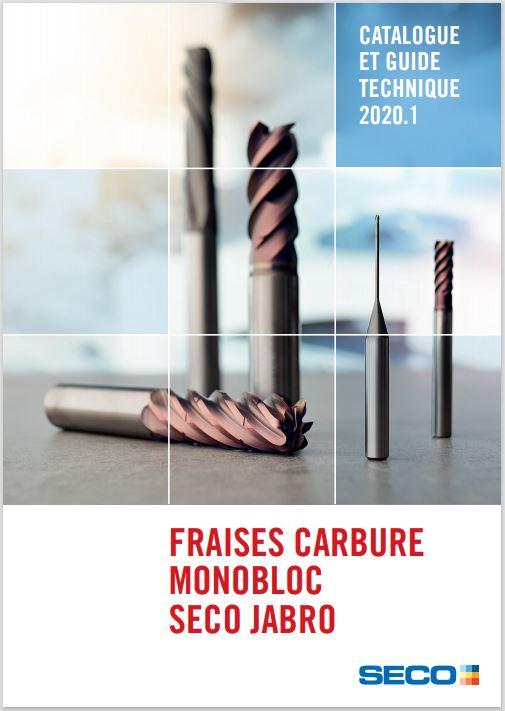 Catalogue Seco fraise carbure