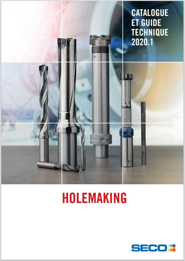 Catalogue Seco holemaking